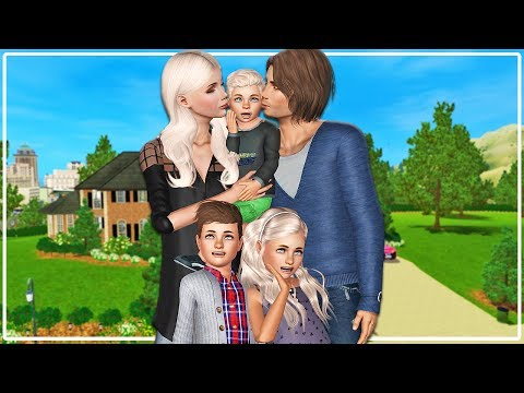 The Sims 3: Anderson Current Household |June 2017| ✨