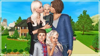 The Sims 3: Anderson Current Household  June 2017  ✨