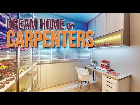 Dream Home by Singapore Interior Design, Carpenters