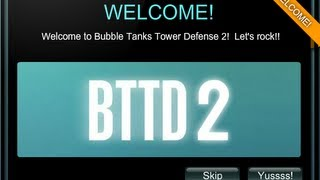 Bubble Tanks Tower Defense 2-Walkthrough