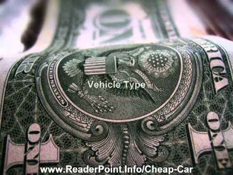 Cheap Car Insurers