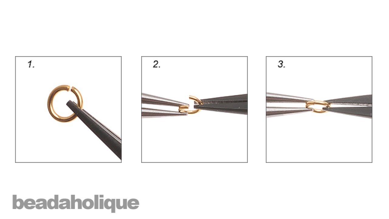 Resultado de imagem para Jump Ring Closing Plier beadsmith