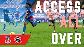 EZE SCORES A GREAT SOLO GOAL | Access All Over | Sheffield United (H)