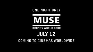 Muse Drones World Tour  The Globalist... @ www.OfficialVideos.Net