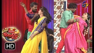 Venky Monkies Performance | Extra Jabardasth | 12th January 2018  | ETV Telugu