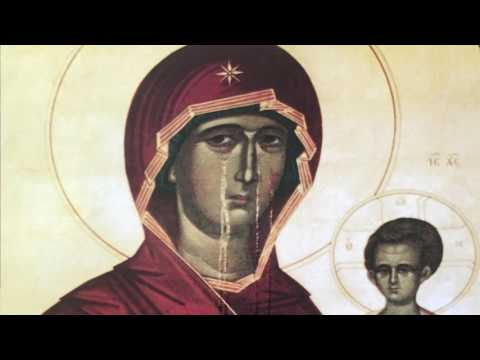 The Miraculous Icon of Our Lady of Cicero - Ikona Presvete B