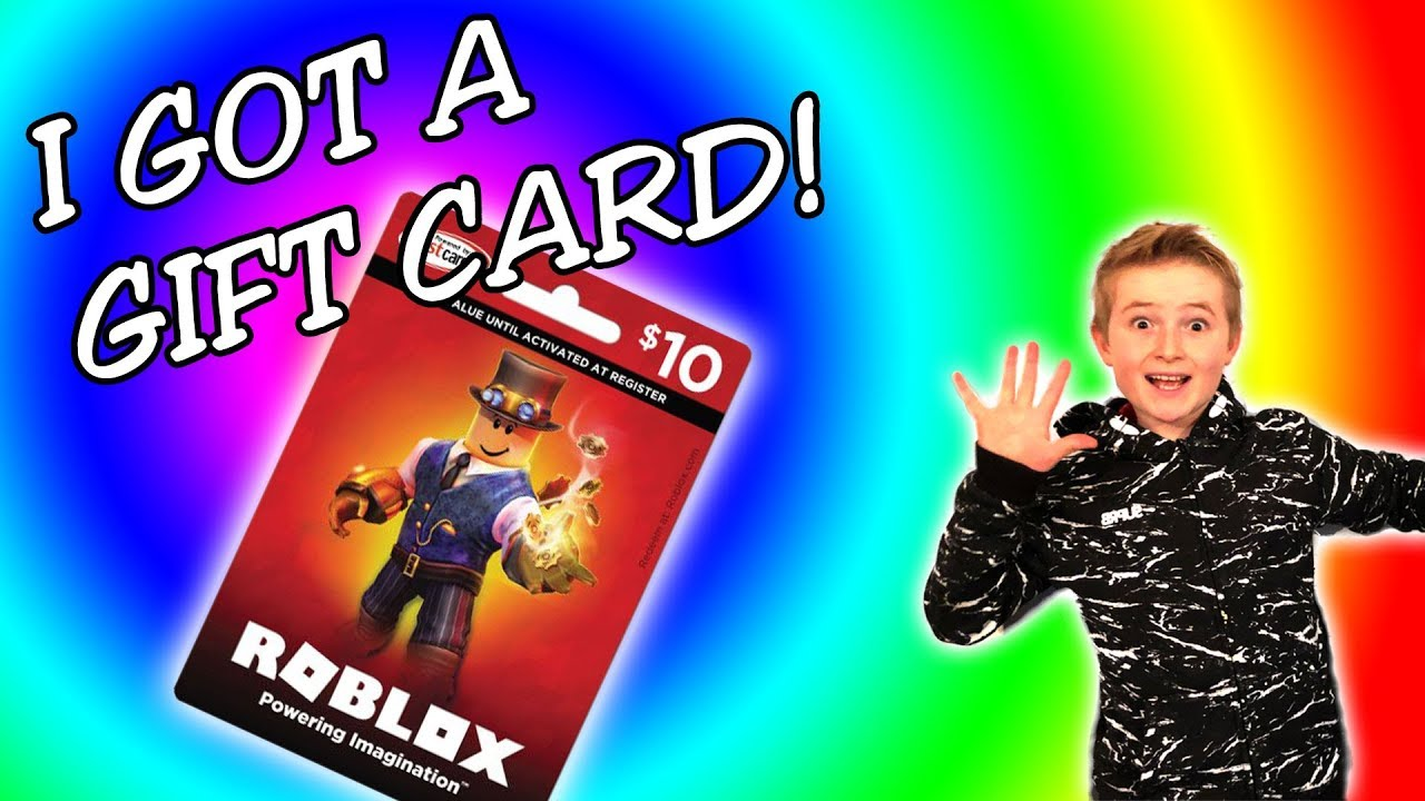 Redeeming My Roblox Gift Card Getting Bc And Robux Youtube