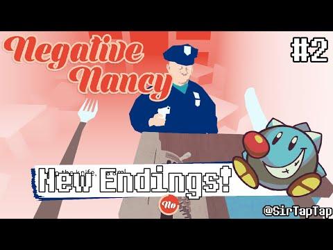 Let's Play Negative Nancy (2) | Final Nancstacy's Last Nance