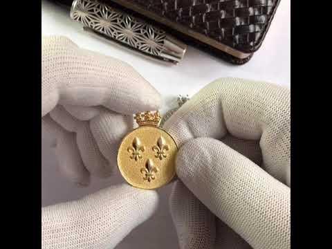 Что означает символ «лилия»
