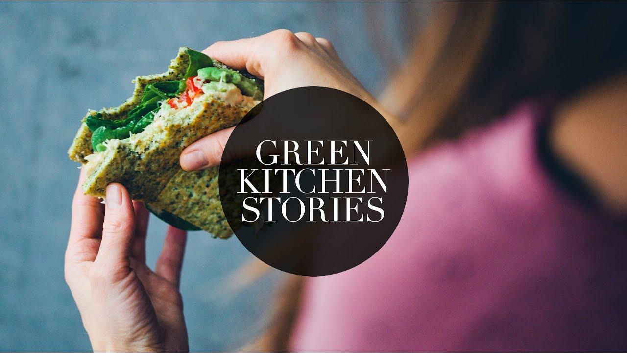 Green Kitchen Stories Book Broccoli Flatbread Youtube