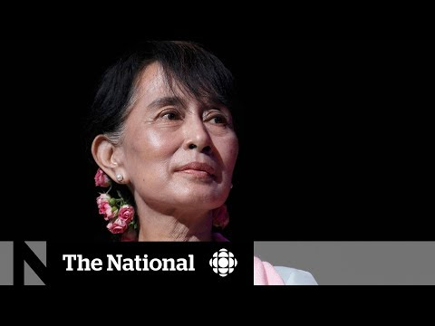 Aung San Suu Kyi: Myanmar's controversial leader