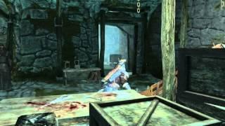 Skyrim - Без вести пропавший, прохождение без крови 2