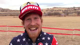 Stephen Hyde: National Champion - 2018 Reno Cyclocross Nationals