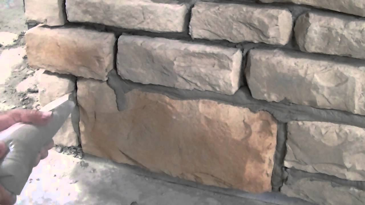 Stone Veneer Cleaning Sealing Provia Youtube