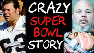 The CRAZIEST Super Bowl Story Of All Time!