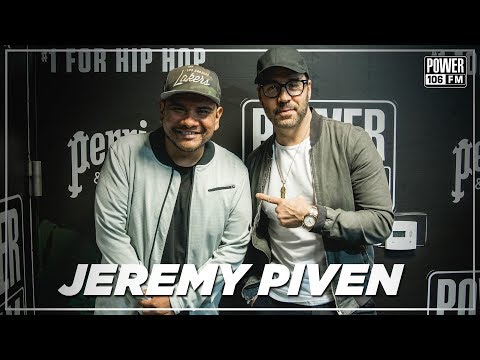 Jeremy Piven On Stand Up Comedy, His Time On Entourage, And What Role Has Been His Favorite