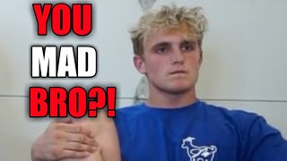 Jake Paul Gets MAD Compilation