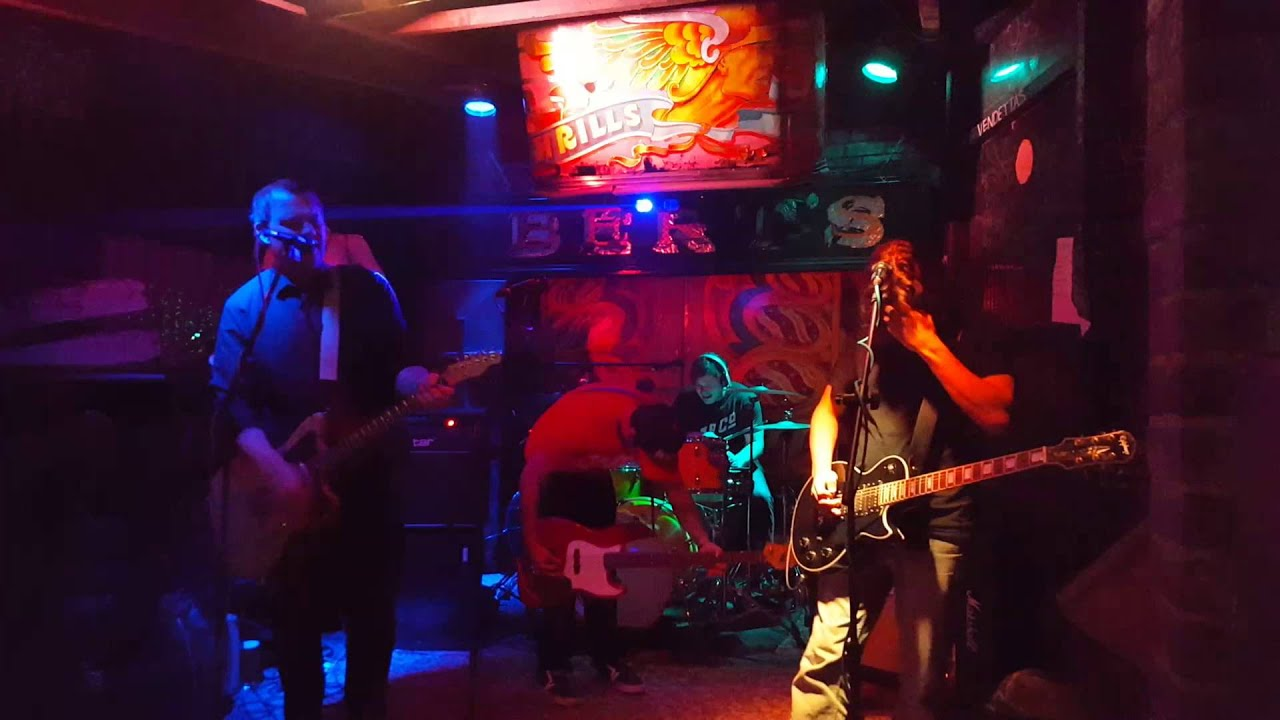Straight Jacket Legends - Familiar Songs @percy's - YouTube