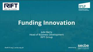 Funding Innovation - IFLP