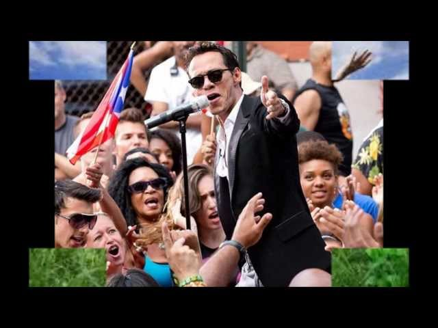 Vivir mi vida- Marc Anthony- (English VERSION Inglés)-