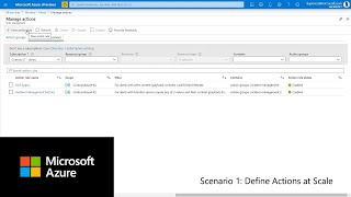 How to create action rules with Azure Monitor