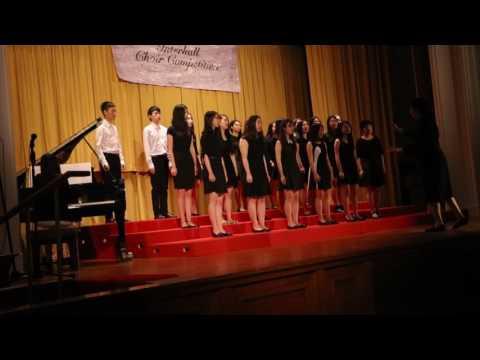 Lee Shau Kee Hall Interhall Choir Competition 2017 Song 2