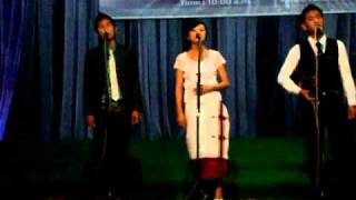 Al Bivio- Theme Song of the Class of 2010, Patkai Christian College, Nagaland, India.