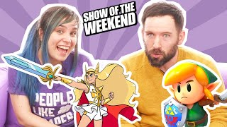 Show of the Weekend: She-Ra and the Link's Awakening Modelling Challenge!