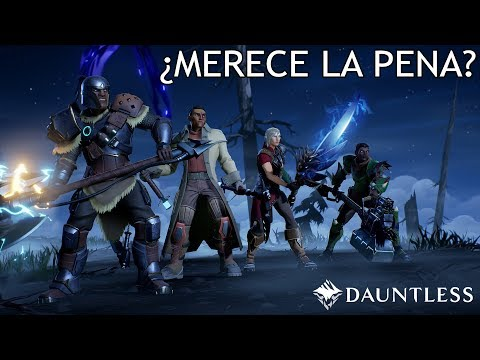 DAUNTLESS | Free to play | A cazar monstruos con Riven!!