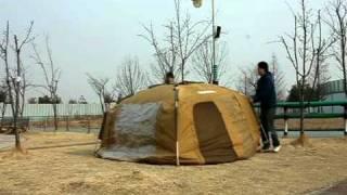 캠프타운 INSTA 스크린 텐트 엘시드(ELCID) 해…