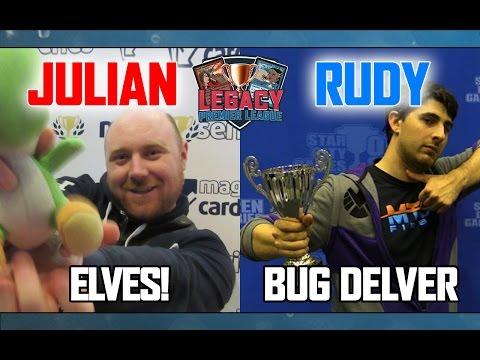 LPL Group D - M1: Julian Knab vs Rudy Briksza