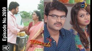 Manasu Mamata | 13th September 2019 | Full Episode No 2699 | ETV Telugu