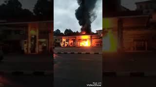 Download Video Kebakaran Pom Bensin Jambu Dua Bogor Kamis 11 Oktober 2018 MP3 3GP MP4