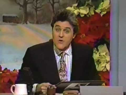 Jay Leno makes fun of The Duluth News Tribune