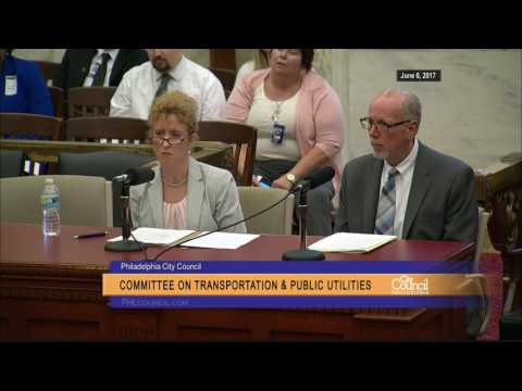 Committee on Transportation and Public Utilities 6-6-2017