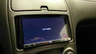 Pioneer Appradio 2 with MK809iii hdmi stick and Oneplus One phone using Appradio Unchained Reloaded