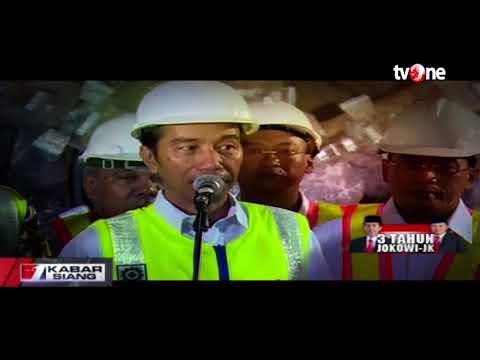 3 Tahun Jokowi-JK Di Bidang Ekonomi