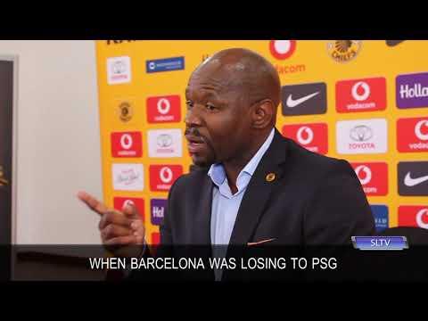 Komphela Dismisses The Notion That Chiefs Are Defensive