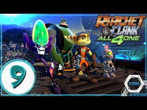 Ratchet & Clank - All 4 one - épisode 9 | En ...
