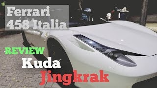 [CAR REVIEW] Ferrari 458 Italia | Novitec Rosso Exhaust
