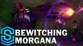 Bewitching Morgana Skin Spotlight - League of Legends