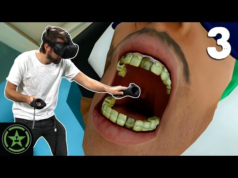 Let's Play - VR Surgeon Simulator ER: Experience Reality Part 3