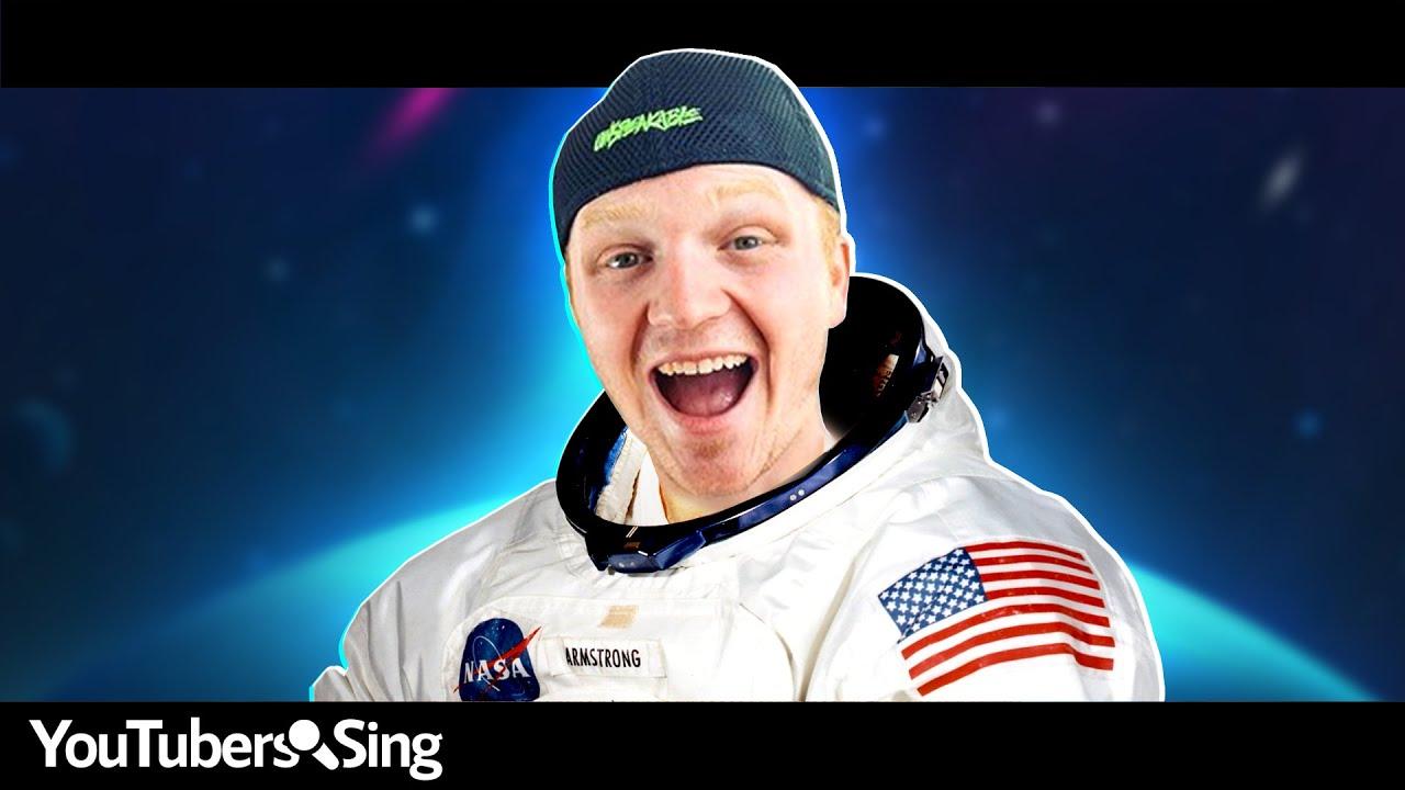 Unspeakable Sings Astronaut in the Ocean