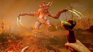 SUCCUBUS Gameplay Demo (New Survival Horror Game 2019)