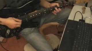 Fun with MIDI guitar - GK-3 / GI-20