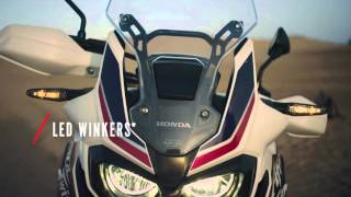 2016 Honda CRF1000L Africa Twin - Product Features