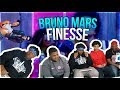Bruno Mars - Finesse (Remix) [Feat. Cardi B] [Official Video] *REACTION*