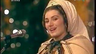 Mariana Anghel în primul Concert de Colinde Tezaur Folcloric (1990)
