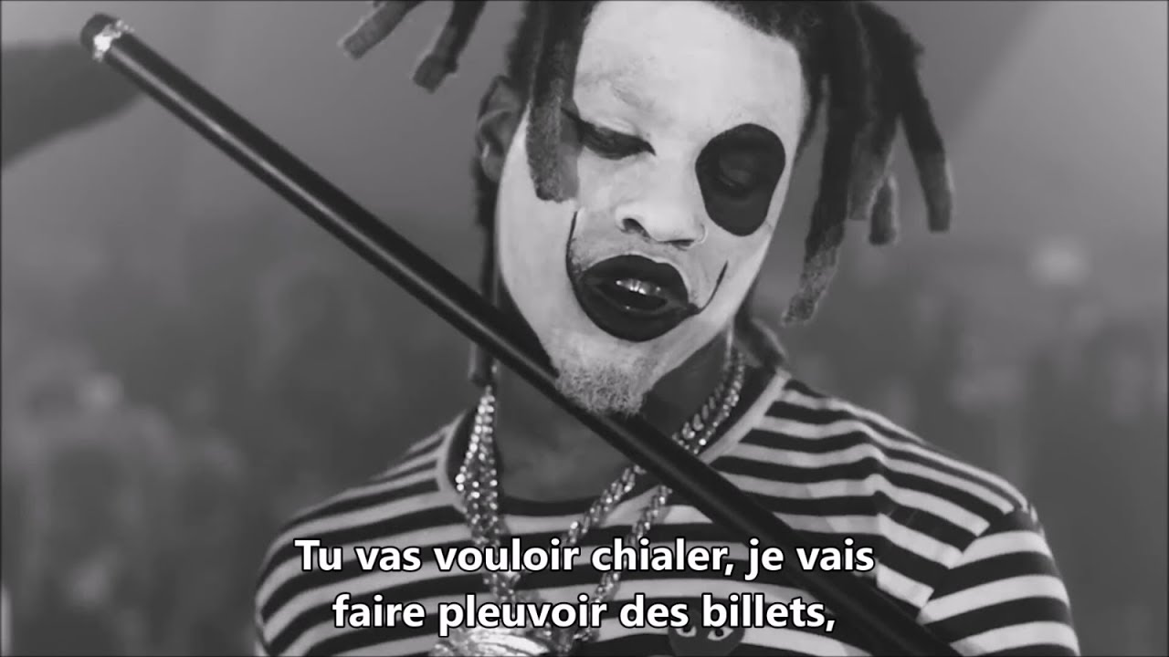Download Traduction   Denzel Curry - CLOUT COBAIN   CLOUT CO13A1N
