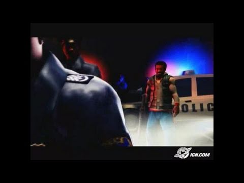 NARC PlayStation 2 Gameplay-Cinematic - NARC Introduction